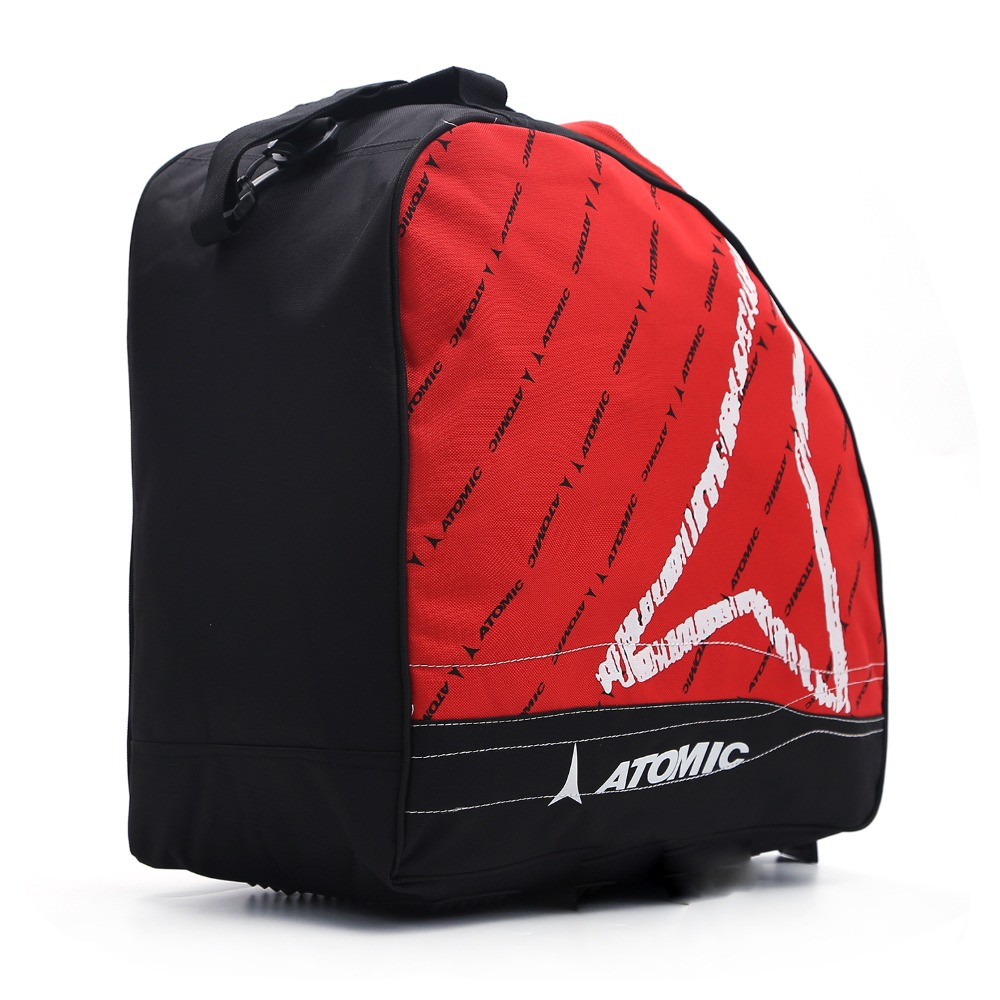 Купить с кэшбэком Thick Professional Ice Ski Snow Boots Bag Ice Skate Helmet Portable Carry Shoulder Bag Non-slip For Snowboard Accessories