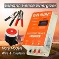Солнечная электрическая изгородь  зарядное устройство  XSD-270A  высокое напряжение  импульсный источник питания для собак  овец  лошадей  круп...