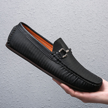 Men Shoes Casual Luxury Brand Summer Mens