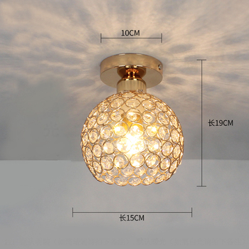 Ceiling light ceiling lamp iron living room lights modern deco salon for dining room hanging led light fixtures surface mounted 7
