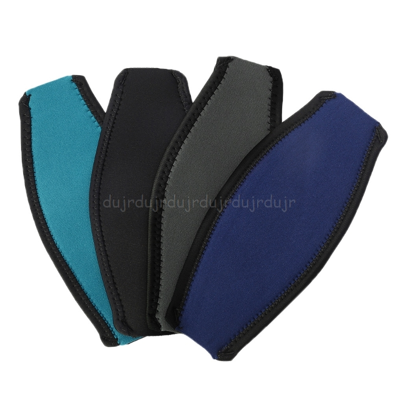 Black Neoprene Scuba Diving Mask Head Strap Protect Hair Cover Underwater Snorkelling D11 19 Dropship
