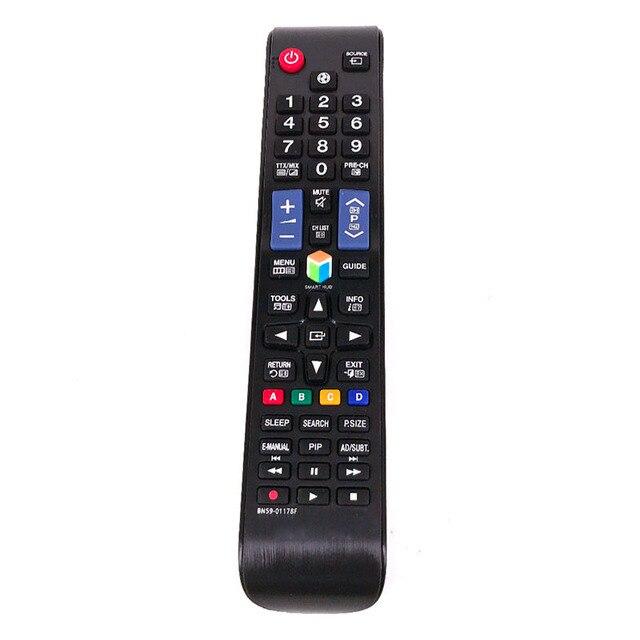 جديد BN59 01178F التحكم عن بعد للتحكم عن بعد سامسونج التلفزيون مع كرة القدم FUTBOL BN59 01181B UE48HU8500 UA55H6800AW UA60H6300A
