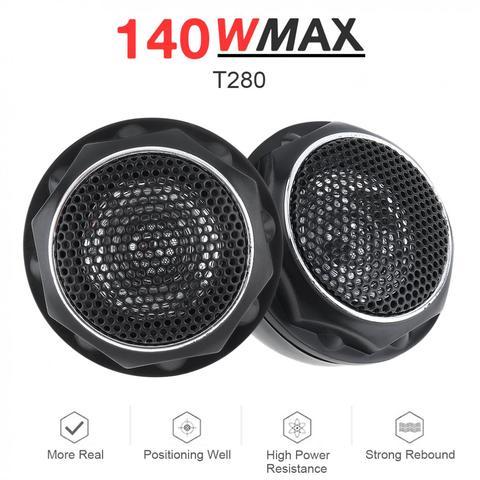 mini pinca dome leve para carro 2 pecas 150w yh t280 12v com alta eficiencia