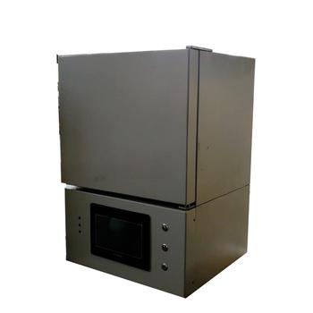 1700 stopni laboratorium obróbki cieplnej wysokotemperaturowy ceramiczny piec muflowy tanie i dobre opinie ALARGE CN (pochodzenie) Laboratorium urządzeń ogrzewania QSH-1700M ±1C 51 Segments programmabl and PID auto control 0-20C min
