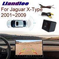 Liandlee Dedicated Car Camera For Jaguar X-Type 2001~2009 Night Vision WaterProof HD High Quality Reversing image Rear Camera
