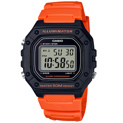 Casio Watch W-218H-4B2