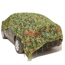 Garden-Supplies Car Garages Oxford Camo-Net Awnings Decoration Car-Covers Hiking Polyester