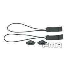 FMA тактические очки охотничий шлем аксессуар вспомогательная линия BK TB793 аксессуары для кемпинга