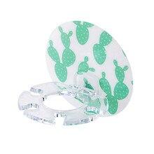 Toothpaste Baby Transparent-Frame Leaf Training Soft Infant Silicone 1pcs