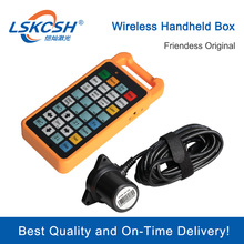 Kablosuz kolu Friendess FSCUT lazer kesme makinesi kontrol sistemi FSCUT2000C Cypcut BCS100 BMC1604 FSCUT2000 denetleyici