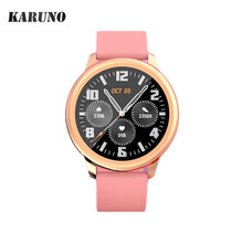 2021 Womens Smart Watch Lightweight SmartWatch for Women Fitness Sleep Monitor Waterproof Call Reminder Android for IOS