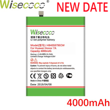 WISECOCO 4000mAh HB405979ECW Battery For Huawei Honor 7A 7S Nova CAZ-AL10 TL00 CAN L01 CAN-L02 L12 Enjoy 6S 6C Y5 Phone