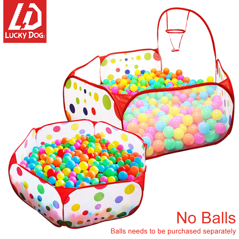 Ocean <font><b>Ball</b></font> Pit <font><b>Baby</b></font> Playpen Children Toy Tent <font><b>Ball</b></font> <font><b>Pool</b></font> with Basket Outdoor Toys for Children Ballenbak image