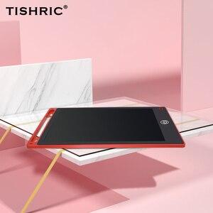 Image 2 - 12Polegada lcd tablet de escrita digital, tablet gráfico para desenho, prancheta para crianças, almofada de escrita digital, stylus para desenho
