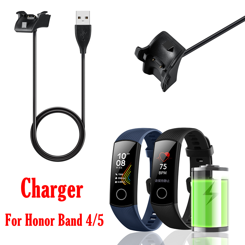 Wristband <font><b>Charger</b></font> for <font><b>Huawei</b></font> <font><b>Honor</b></font> <font><b>Band</b></font> 4 5 <font><b>Charger</b></font> USB Cable Cradle Dock Charging for <font><b>Honor</b></font> <font><b>Band</b></font> <font><b>3</b></font>/ <font><b>Band</b></font> 2 Pro Accessories image