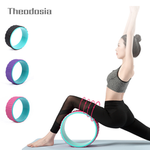 Yoga Column Fitness Pilates Yoga Foam Roller blocks Train Gym Massage Grid Trigger Point Therapy Physio Exercise(China)