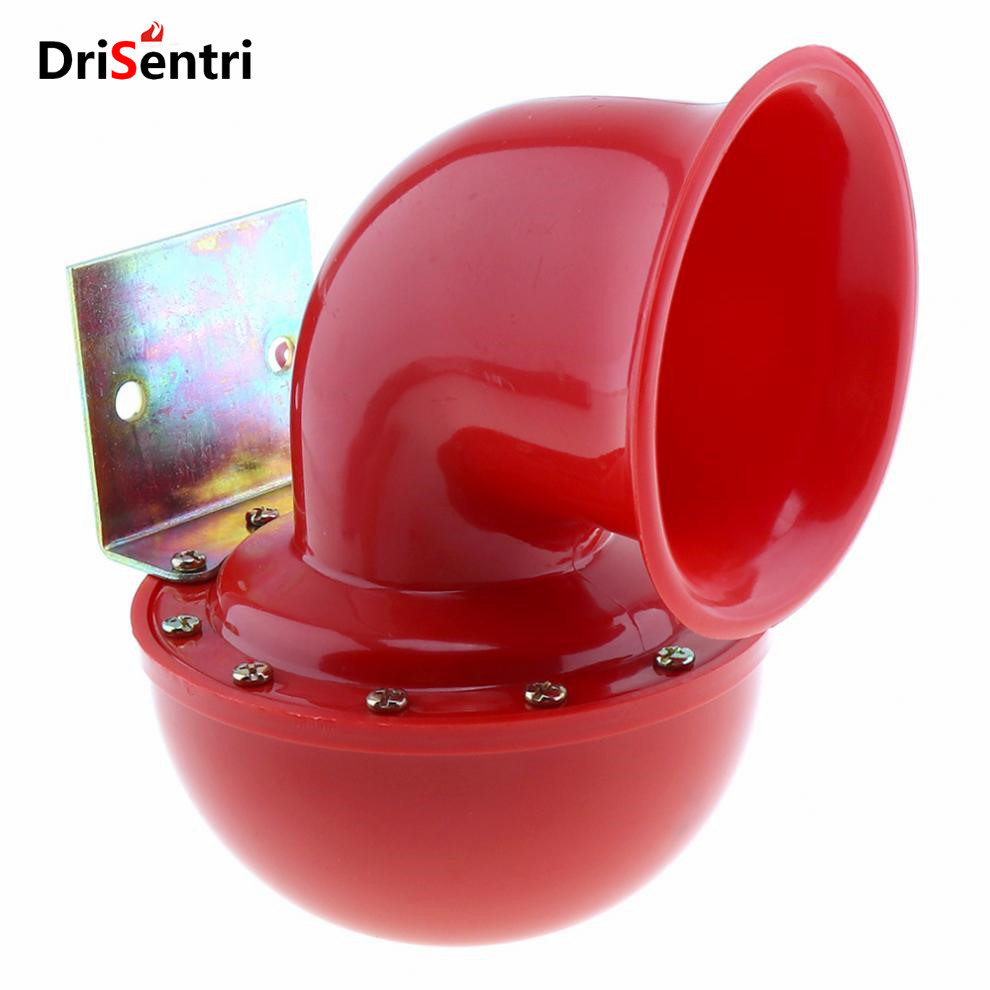 12V 115dB  Red Electric Raging Bull Air Horn for Car / Truck Motorcycle New Listing