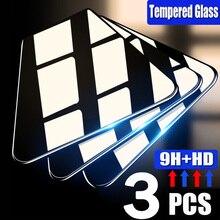 3 шт. Защитное стекло для Huawei P20 P10 P9 Lite Plus протектор экрана из закаленного стекла для Huawei P30 P40 Lite Pro стекло чехол для телефона