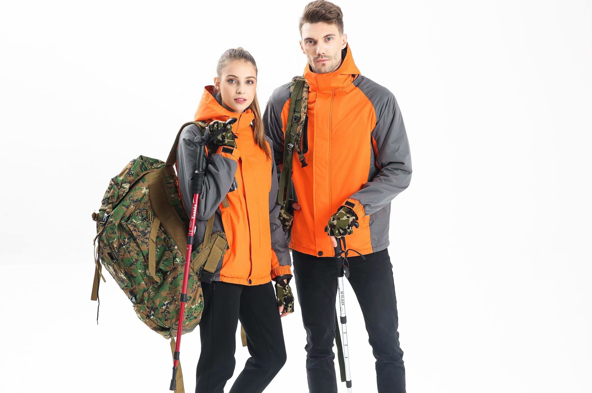 velo caminhadas jaquetas calças snowboard terno de esqui feminino casaco térmico