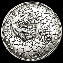 American Pirate Nickel Liberty Dinosaur Morgan Dollar old coin Commemorative Coin Eagle Claw Collection Coin Dollar Us Coins single custom coins low price us army challenge coin metal milirary coins hot sale american coin fh810251