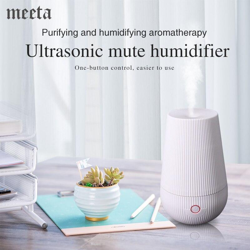 Ultrasonic Air Humidifier Mini Aroma Essential Oil Diffuser Portable USB Humidificador Air Vaporizer Auto Mist Maker Home 80ml