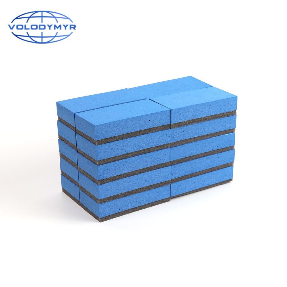 Ceramic Coating Sponge 20pcs Per Set For Nano Ceramic Car Paint Repair Glass Coating Interior Clear Hydrophobic Auto Care