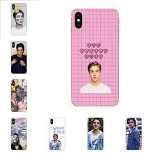 Cover Style Design Cell Phone Case For Xiaomi Redmi Mi 4 7A 9T K20 CC9 CC9e Note 7 9 Y3 SE Pro Prime Go Play Matthew Espinosa(China)
