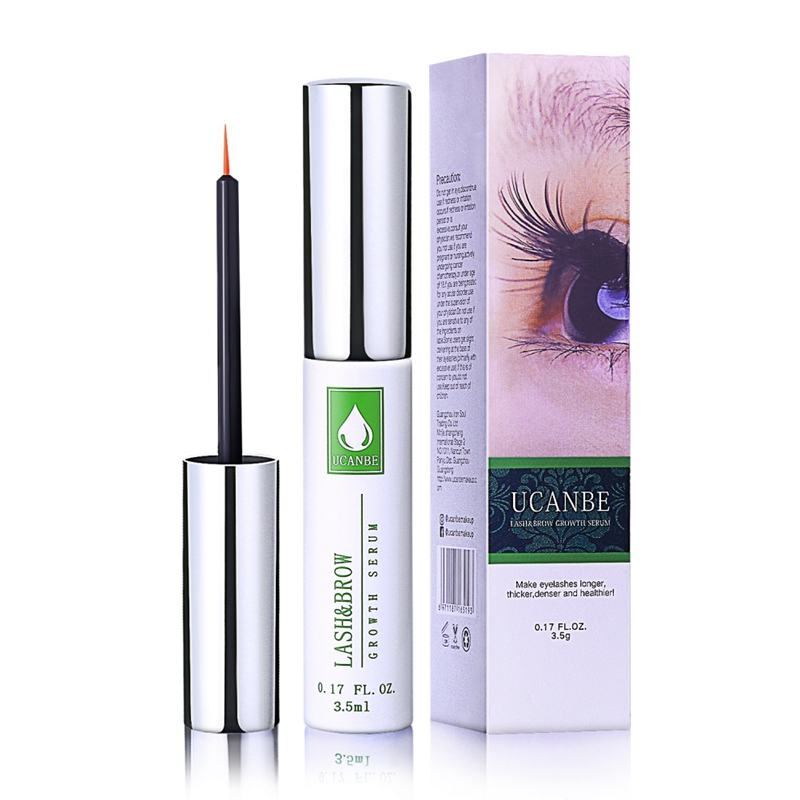 Powerful Lifting Eye Lash Serum Eyebrow&Eyelash Growth Treatments Makeup Nutrition Essence Effectively Lengthening