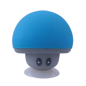 Image 3 - מיני Bluetooth נגן רמקול פטריות אלחוטי Bluetooth 4.1 רמקול MP3 נגן עם מיקרופון נייד סטריאו Blutooth עבור טלפון