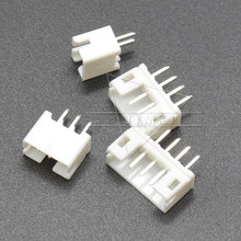 50pcs/lot JST PH 2.0 2P 3P 4P 5P 6P 7P 8P 9P 10P 11P 12 pin Header 2.0mm male material PH2.0 2mm Connectors Leads PH-A straight pins()
