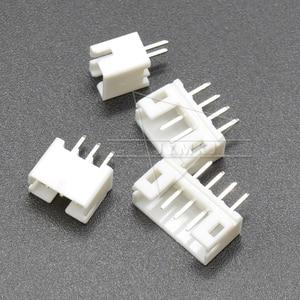 Lote de 50 unidades de conectores rectos JST PH 2,0, 2 P, 3P, 4P, 5P, 6P, 7P, 8P, 9P, 10P, 11P, 12 Pines, Conector de 2,0mm de material macho PH2.0 PH-A 2mm