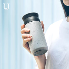 320ML Thermos Bottle Thermo Vacuum Flask Stainless Steel Vacuum Flask Travel Coffee Mug School Home Insulated Bottle Thermal Cup