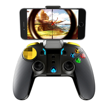 Smartphone Wireless Bluetooth Gamepad Multimedia Game Controller Joystick Console for iPhone Xiaomi Games Android ios PC phone