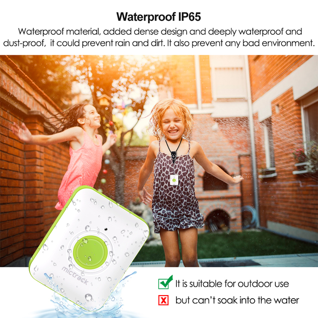 Mini GPS Tracker For Dogs - Children - Kittens 4G LTE SOS Waterproof WIFI Listening Device  5