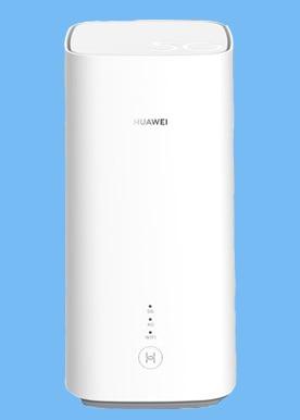 Huawei 5G CPE Pro routeur sans fil maison wifi à travers le mur haute vitesse Gigabit double large bande 7nm Barong 5000 puce