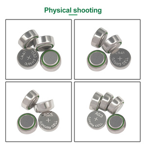 Image 3 - PHOMAX 30pcs/pack button battery AG3 SR41 192 392A L736 LR41 CX41 384 392 alkaline battery watch clock electronic scale battery