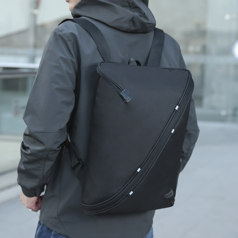 New Style Creative Backpack Men Casual School Bag Special Shape Backpack Computer Bag Travel Bag
