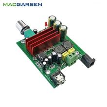 TPA3116D2サブウーファーアンプ基板オーディオデジタルスピーカーdiyアンプ法amplificador automotivo taramps 100ワットNE5532プリアンプ