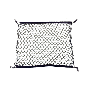 Universal Car Rear Trunk Boot Organizer Pocket Cargo Mesh Storage Car Receive Net 70cm*70cm/10cm*40cm/40cm*25cm Specifications image