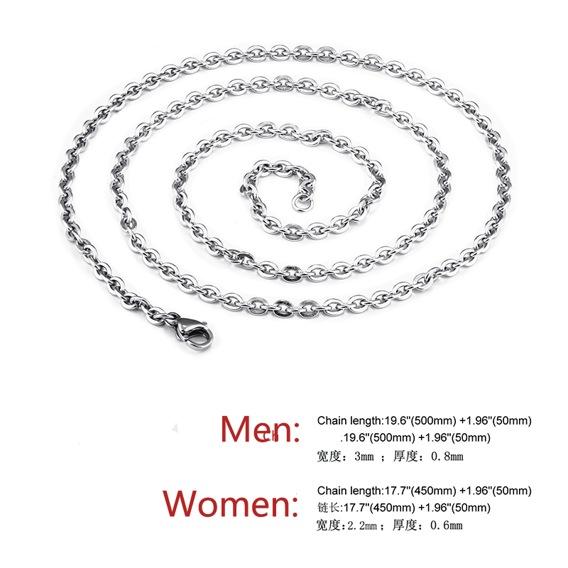 Fashion Love Crystal Rotating Couple Necklace High Quality Titanium Steel Rose Gold Lover Pendant Party Wedding Jewelry 2020