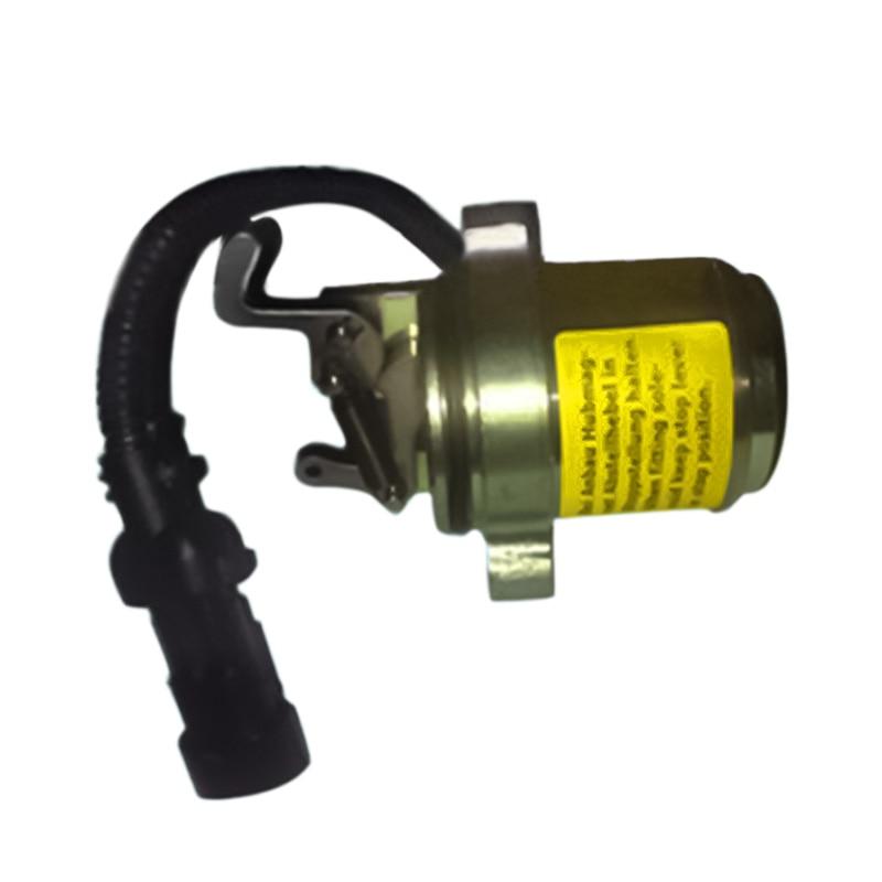 Fast Free Shipping Fuel Shutoff Solenoid Valve 04103812 04103808 For Deutz Engine F3L F3M F4L F4M 1011 2011