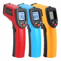 Infrared Thermometer Digital GM320 Non Contact Infrared Thermometer Pyrometer IR Laser Temperature Meter Gun -50~380C