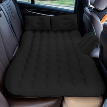 New Outdoor Camping Car Air Inflatable Travel Mattress Bed Universal for Back Seat Multi Functional Sofa Pillow