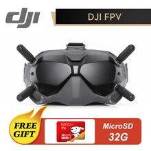 DJI FPV Kính DJI Ban Đầu VR Kính Dài Khoảng Cách Hình Ảnh Kỹ Thuật Số Truyền Dẫn Độ Trễ Thấp Và Mạnh Mẽ Chống Nhiễu