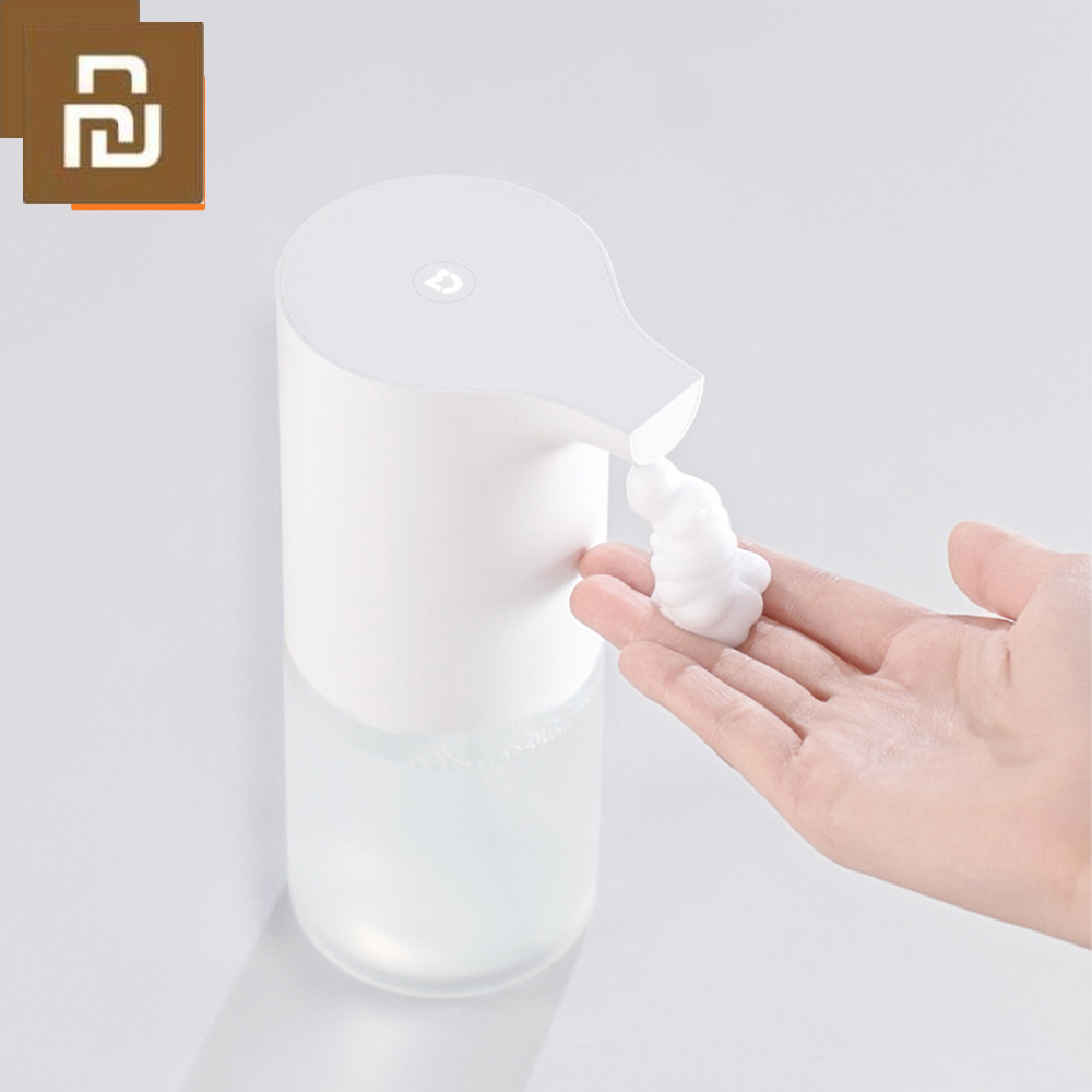 Xiami Mijia Smart Hand Washer Auto Induction Foaming Hand Washer Automatic Wash Soap 0.25s Infrared Sensor for Smart Homes