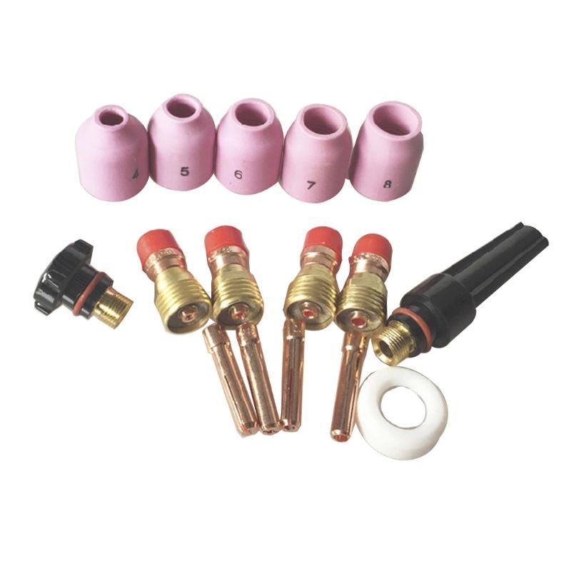 gás pinças bocais tampa traseira para WP-17 18 26 novo