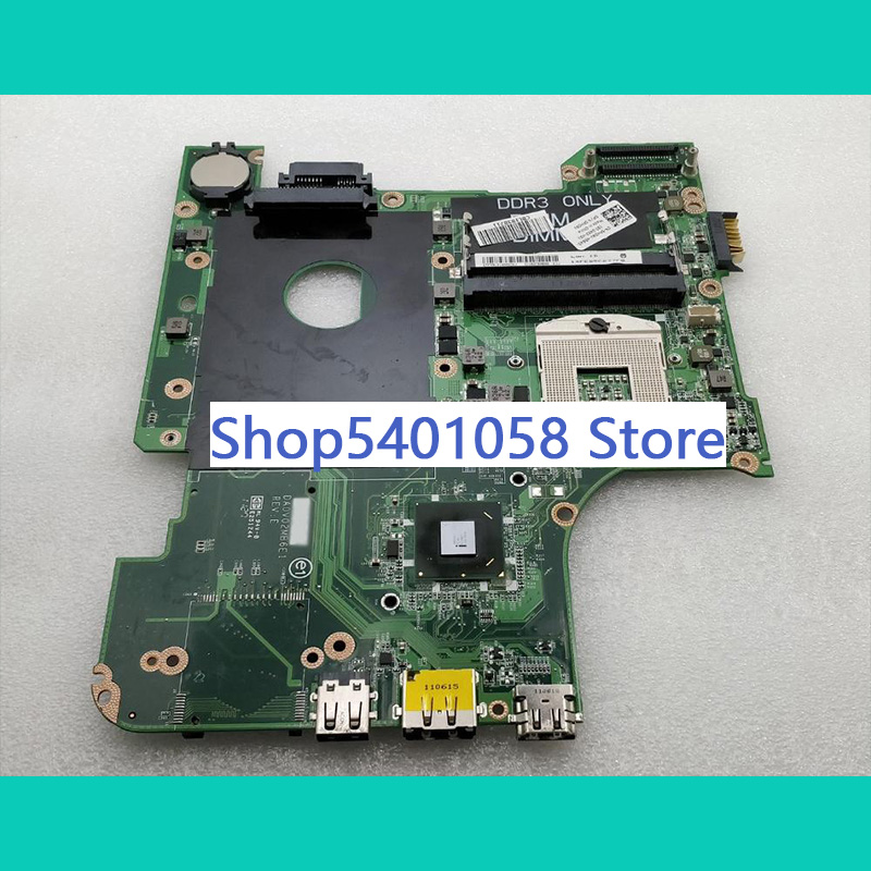 For DELL N4110 Motherboard Integrated DA0V02MB6E1 CN-0FH09V 0FH09V FH09V