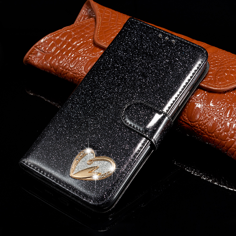 Bling Glitter Leather Case for iPhone 11/11 Pro/11 Pro Max 14