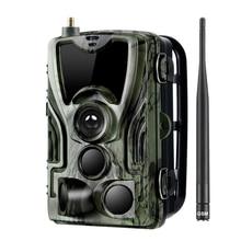 Горячая 3C-Hc-801M охотничья Следовая камера 2G Sms/Mms/Smtp Дикая камера 0,3 S триггер фото-ловушки для животных 16Mp Hd ночная версия Скаут