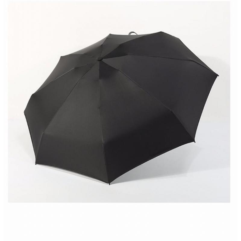 Mini Pocket Umbrella Women Uv Small Umbrellas Rain Women Waterproof Men Sun Portable Parasol Convenient Girls Travel Parapluie in Umbrellas from Home Garden